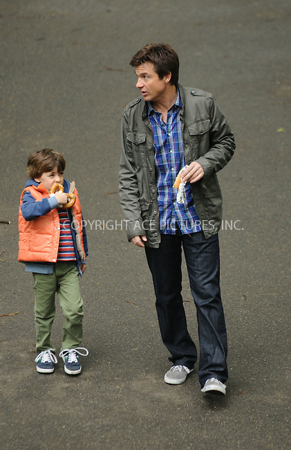 WWW.ACEPIXS.COM . . . . . ....May 14 2009, New York City....Actor Jason Bateman was on the Cenral Park set of the new movie 'The Baster' on May 14 2009 in New York City....Please byline: AJ SOKALNER - ACEPIXS.COM.. . . . . . ..Ace Pictures, Inc:  ..tel: (212) 243 8787 or (646) 769 0430..e-mail: info@acepixs.com..web: http://www.acepixs.com