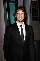 Josh Groban.Premier U.S.A. Arts High 25th Anniversary Celebration at the Ahmanson Theater in Los Angeles, California.17 April 2010.Photo by Nina Prommer/Milestone Photo