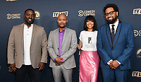 30 May 2019 - West Hollywood, California - Bashir Salahuddin, Sultan Salahuddin, Chandra Russell, Diallo Riddle. Paramount Network, Comedy Central, TV Land Press Day 2019 held at The London West Hollywood  . Photo Credit: Birdie Thompson/AdMedia<br /> CAP/ADM/BT<br /> ©BT/ADM/Capital Pictures