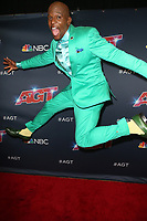 HOLLYWOOD, CA - SEPTEMBER 10: Terry Crews at America's Got Talent Season 14 Live Show Red Carpet at The Dolby Theatre in Hollywood, California on September 10, 2019. Credit: Faye Sadou/MediaPunch