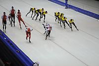 SCHAATSEN: HEERENVEEN: IJsstadion Thialf, 04-02-15, Training World Cup, ©foto Martin de Jong