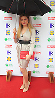 03/06/2014  <br /> Holly Carpenter<br /> during the Pride of Ireland awards at the Mansion House, Dublin.<br /> Photo: Gareth Chaney Collins