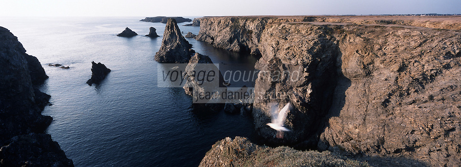 Europe/France/Bretagne/56/Morbilhan/Belle-Ile/Bangor: Port Coton