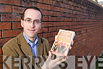 Owen O'Shea, Kerry's Eye Journalist who has published a new book on political dynasties in Kerry.