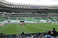 SÃO PAULO, SP, 08.05.2015 - TREINO - PALMEIRAS - Jogadores do Palmeiras durante treino da equipe no Allianz Parque da Barra Funda região oeste de São Paulo, nesta sexta-feira, 08.   (Foto: Bruno Ulivieri/Brazil Photo Press/Folhapress)