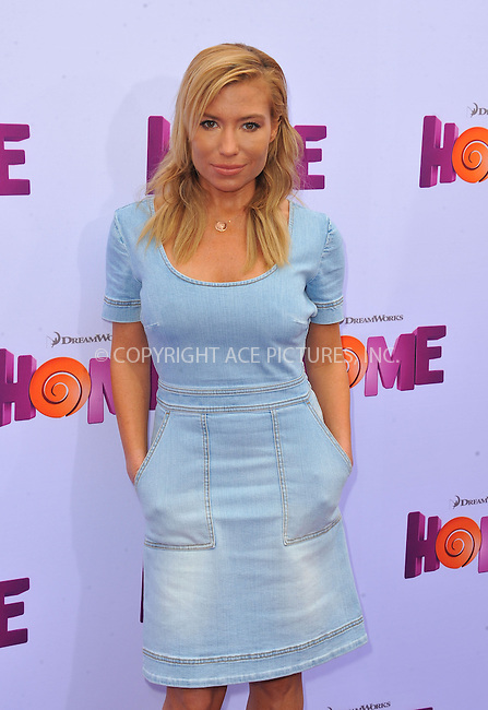 WWW.ACEPIXS.COM<br /> <br /> March 22 2015, LA<br /> <br /> Tracy Anderson arriving at the 'HOME' Los Angeles Premiere at the Regency Village Theatre on March 22, 2015 in Westwood, California. <br /> <br /> By Line: Peter West/ACE Pictures<br /> <br /> <br /> ACE Pictures, Inc.<br /> tel: 646 769 0430<br /> Email: info@acepixs.com<br /> www.acepixs.com