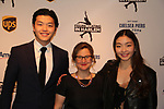 Alex and Maia Shibutani & Sharon Cohen - Figure Skating in Harlem presents Champions in Life Benefit Gala on April 29, 2019 at Chelsea Pier, New York City, New York - (Photo by Sue Coflin/Max Photos)