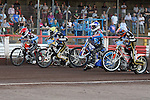 LAKESIDE HAMMERS v KINGS LYNN STARS<br /> ELITE LEAGUE<br /> FRIDAY 26TH JULY 2013<br /> ARENA ESSEX<br /> HEAT 3