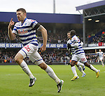 QPR vs Aston Villa  1st December 2012