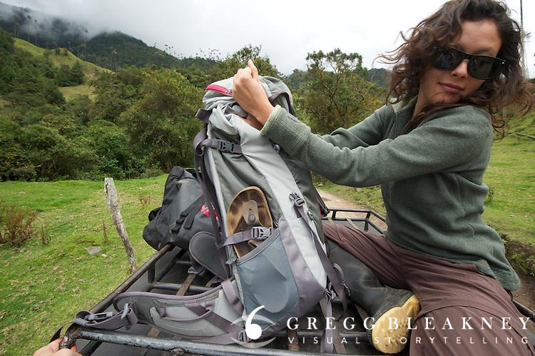 ExOfficio Colombia Production