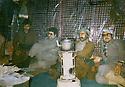 Iraq 1979 <br />    In Nawzang, from left to right,, Mullazem Omar Abdallah, Fuad Massoum, Samar Aziz  <br /> Irak 1979 <br /> A Nawzang , de gauche a droite, Mullazem Omar Abdallah, Fuad Massoum, Salar Aziz