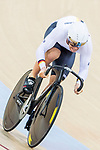 Eric Engler of the Germany team competes in the Men's Sprint - Qualifying as part of the 2017 UCI Track Cycling World Championships on 14 April 2017, in Hong Kong Velodrome, Hong Kong, China. Photo by Chris Wong / Power Sport Images