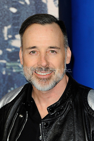 LONDON, ENGLAND - MAY 9: David Furnish attending the 'X-Men: Apocalypse' - Global Fan Screening at BFI IMAX in London on May 9, 2016 in London, England.<br /> CAP/MAR<br /> &copy; Martin Harris/Capital Pictures /MediaPunch ***NORTH AND SOUTH AMERICAN SALES ONLY***