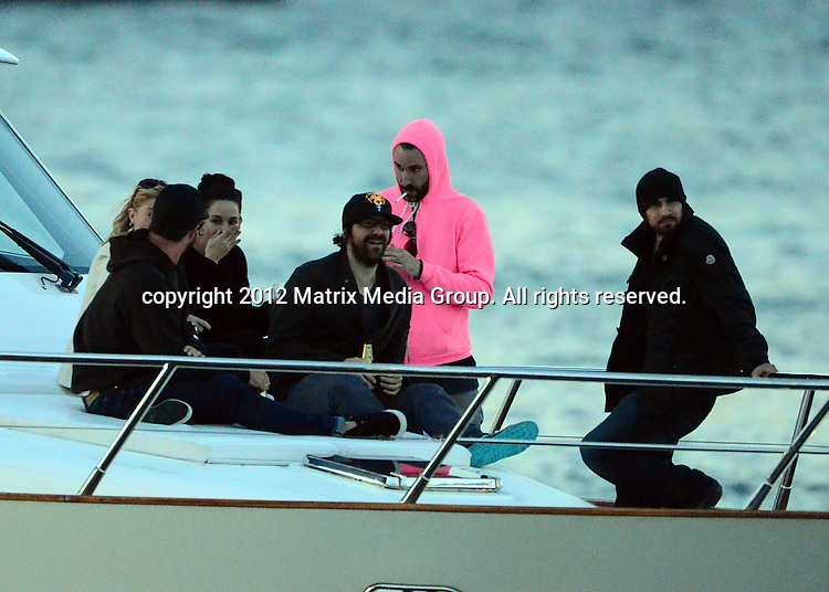 25 June, 2012  Sydney, Australia..NON EXCLUSIVE..Lady Gaga and her posse spend the afternoon on Sydney Harbour aboard the Enigma. Pictured walking out the back of the Park Hyatt Hotel and returning surrounded by fans...*No internet without clearance*.MUST CALL PRIOR TO USE ..02 9211-1088.Matrix Media Group.Note: All editorial images subject to the following: For editorial use only. Additional clearance required for commercial, wireless, internet or promotional use.Images may not be altered or modified. Matrix Media Group makes no representations or warranties regarding names, trademarks or logos appearing in the images.25 June, 2012  Sydney, Australia..NON EXCLUSIVE..Lady Gaga and her posse spend the afternoon on Sydney Harbour aboard the Enigma. Pictured walking out the back of the Park Hyatt Hotel and returning surrounded by fans...*No internet without clearance*.MUST CALL PRIOR TO USE ..02 9211-1088.Matrix Media Group.Note: All editorial images subject to the following: For editorial use only. Additional clearance required for commercial, wireless, internet or promotional use.Images may not be altered or modified. Matrix Media Group makes no representations or warranties regarding names, trademarks or logos appearing in the images.