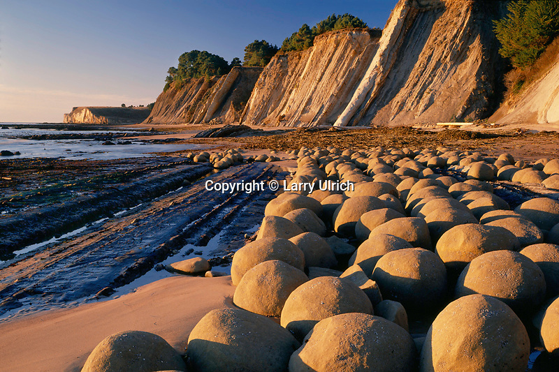 Sandstone concretions<br />