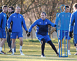 231110 Rangers training