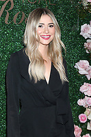 LOS ANGELES - MAR 11:  Mykenna Dorn at the Seagram's Escapes Tropical Rose Launch Party at the hClub on March 11, 2020 in Los Angeles, CA