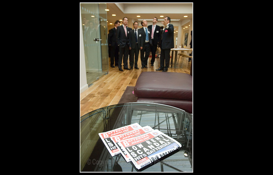 Battersea Studio - 23rd November 2005