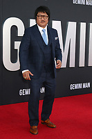 "LOS ANGELES - OCT 6:   Benedict Wong at the ""Gemini"" Premiere at the TCL Chinese Theater IMAX on October 6, 2019 in Los Angeles, CA"