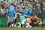 29.04.18 Celtic v Rangers: Scott Sinclair and Andy Halliday