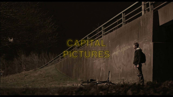 George MacKay<br /> in Bypass (2014) <br /> *Filmstill - Editorial Use Only*<br /> CAP/NFS<br /> Image supplied by Capital Pictures