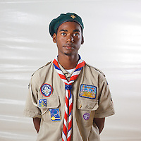Scout from Belize.