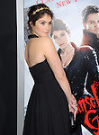 Gemma Arterton at The Paramount Los Angeles premiere of HANSEL & GRETEL WITCH HUNTERS held at The Grauman's Chinese Theater in Hollywood, California on January 24,2013                                                                   Copyright 2013 Hollywood Press Agency