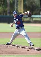 Brock Stewart - 2017 AIL Dodgers (Bill Mitchell)