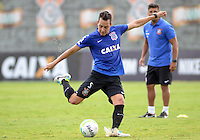 SÃO PAULO,SP, 17.01.2013 TREINO/CORINTHIANS/SP - Rodriguinho  durante  treino do Corinthians no CT Joaquim Grava na zona leste de Sao Paulo. (Foto: Alan Morici /Brazil Photo Press).