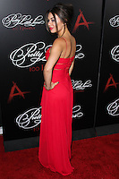 HOLLYWOOD, LOS ANGELES, CA, USA - MAY 31: Janel Parrish at the 'Pretty Little Liars' 100th Episode Celebration held at W Hotel Hollywood on May 31, 2014 in Hollywood, Los Angeles, California, United States. (Photo by Xavier Collin/Celebrity Monitor)