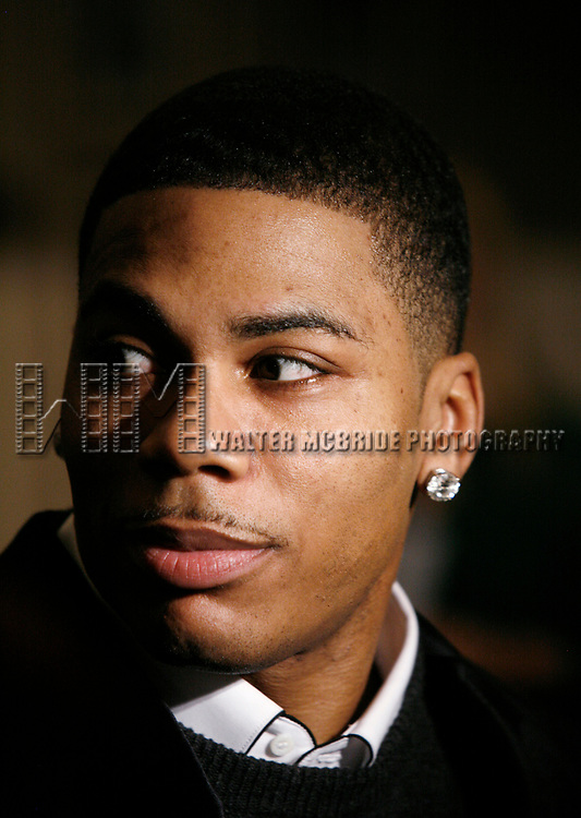 Nelly attending the One Night Only Benefit ...  THE YELLOW BRICK ROAD NOT TAKEN. The evening celebrates the 5th Anniversay of WICKED on Broadway at the Gershwin Theatre in New York City. October 27, 2008<br /> &copy; Walter McBride