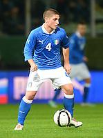 Fussball International  Freundschaftsspiel   14.11.2012 Italien - Frankreich Marco Verratti (Italien)