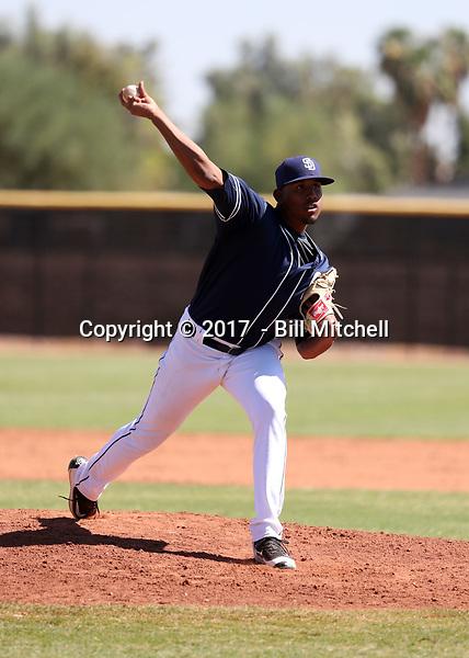 Ronald Bolanos - 2017 AIL Padres (Bill Mitchell)