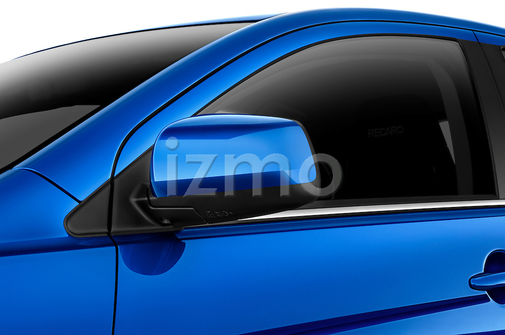Side Mirror on a 2010 Mitsubishi Lancer Sportback