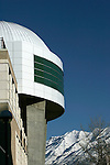 0502-10 GCS Eyering Science Center Planetarium Exterior..2/4/05..Photo by Jaren Wilkey/BYU..Copyright BYU Photo 2005.All Rights Reserved.photo@byu.edu  (801)422-7322