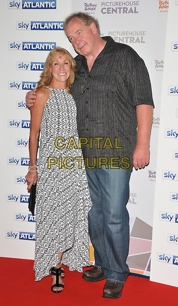 Mary Decker &amp; Richard Slaney at the &quot;The Fall&quot; documentary film premiere, Picturehouse Central, Corner of Shaftesbury Avenue &amp; Great Windmill Street, London, England, UK, on Wednesday 27 July 2016.<br /> CAP/CAN<br /> &copy;CAN/Capital Pictures