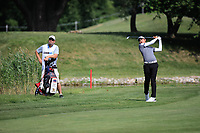 Phachara Khongwhatmai (THA) during the second round of the Shot Clock Masters, played at Diamond Country Club, Atzenbrugg, Vienna, Austria. 08/06/2018<br /> Picture: Golffile | Phil Inglis<br /> <br /> All photo usage must carry mandatory copyright credit (&copy; Golffile | Phil Inglis)