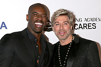 LOS ANGELES - FEB 8:  Terrell Carter, Chaz Dean at the MusiCares Person of the Year Gala at the LA Convention Center on February 8, 2019 in Los Angeles, CA