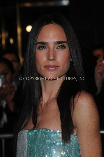 WWW.ACEPIXS.COM . . . . . ....December 9 2008, New York City....Actress Jennifer Connelly arriving at the premiere of 'The Day the earth stood still' at AMC Lowes Lincoln Square on December 9 2008 in New York City....Please byline: KRISTIN CALLAHAN - ACEPIXS.COM.. . . . . . ..Ace Pictures, Inc:  ..(646) 769 0430..e-mail: info@acepixs.com..web: http://www.acepixs.com