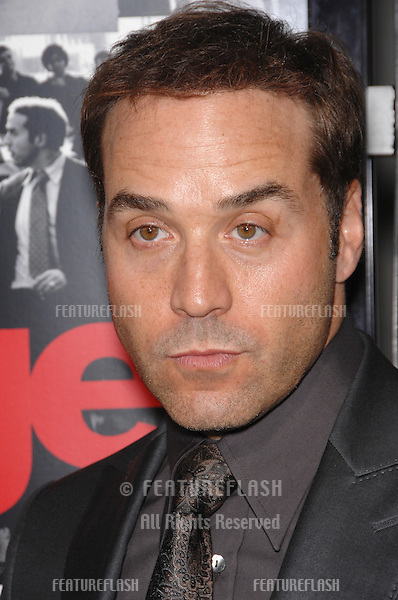 """Entourage"" star Jeremy Piven at the season premiere of ""Entourage"" at the Cinerama Dome, Hollywood..April 6, 2007  Los Angeles, CA.Picture: Paul Smith / Featureflash"