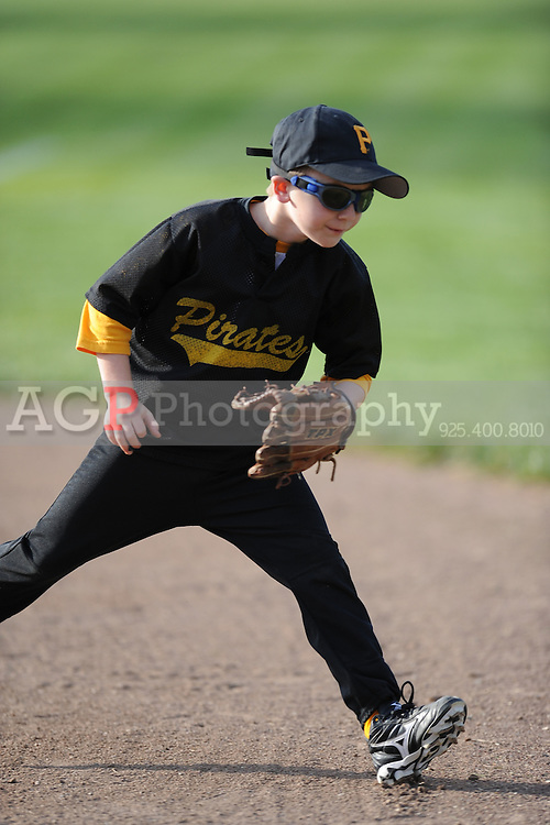 The AA Pirates of Pleasanton National Little League  March 21, 2009.