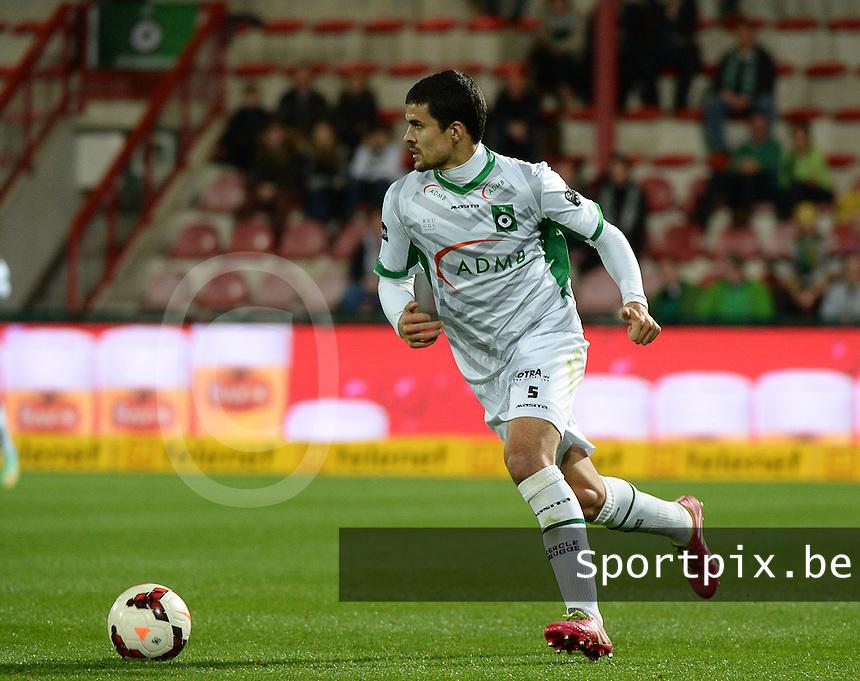 Cercle Brugge KSV  : Nuno Reis <br /> foto VDB / BART VANDENBROUCKE