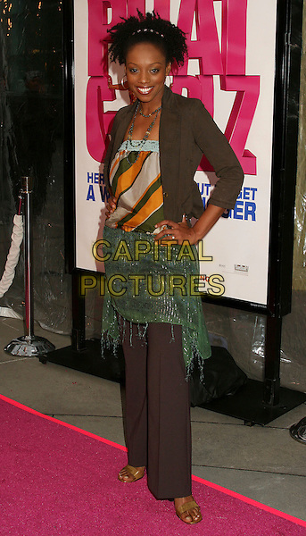 "DALIA PHILLIPS.Los Angeles Premiere of ""Phat Girlz"" at Arclight Cinemas, Hollywood, California, 03 April 2006..full length.Ref: ADM/BP.www.capitalpictures.com.sales@capitalpictures.com.©Byron Purvis/AdMedia/Capital Pictures."