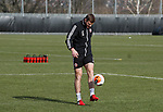 Jack O'Connell of Sheffield Utd during a training session at the Steelphalt Academy, Sheffield. Picture date: 5th March 2020. Picture credit should read: Simon Bellis/Sportimage