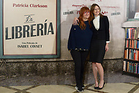 MADRID, SPAIN- NOVEMBER 8: Isabel Coixet and Emily Mortimer attend ''The Bookshop' photocall at Verdi Cinema on November 8, 2017 in Madrid, Spain on November 8, 2017. <br /> ** NOT FOR SALE IN SPAIN**<br /> CAP/MPI/JOL<br /> &copy;JOL/MPI/Capital Pictures