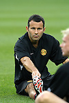 28 July 2004: Ryan Giggs. Glasgow Celtic of the Scottish Premier League defeated Manchester United of the English Premier League 2-1 at Lincoln Financial Field in Philadelphia, PA in a ChampionsWorld Series friendly match..