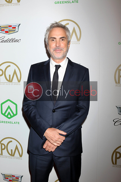 Alfonso Cuaron<br /> at the 2019 Producer's Guild Awards, Beverly Hilton Hotel, Beverly Hills, CA 01-19-19<br /> David Edwards/DailyCeleb.com 818-249-4998