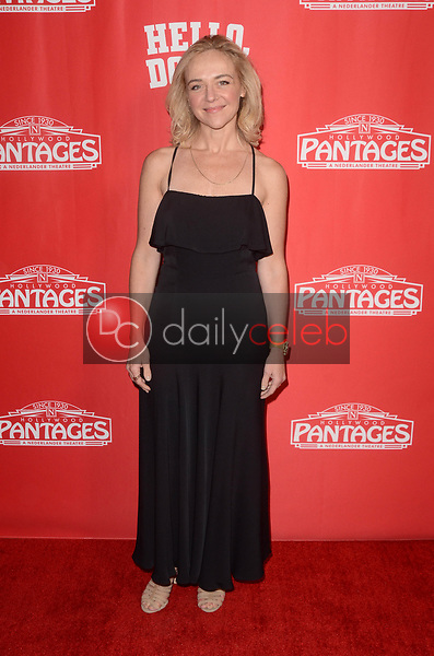 Rachel Bay Jones<br /> at the Hello Dolly! Los Angeles Premiere, Pantages Theater, Hollywood, CA 01-30-19<br /> David Edwards/DailyCeleb.com 818-249-4998
