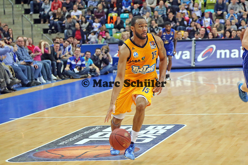 Reggie Redding (Alba)- Fraport Skyliners vs. Alba Berlin Fraport Arena Frankfurt