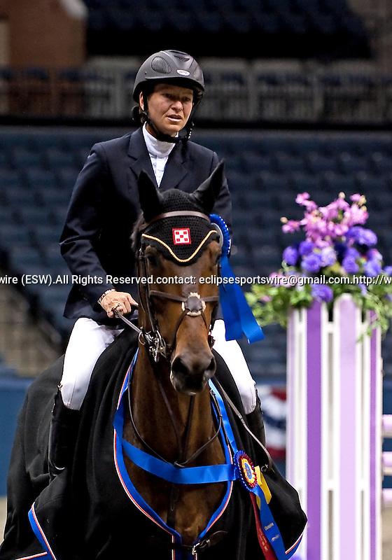 Beezie Madden and Exclusive (USA) - Winner International Competition